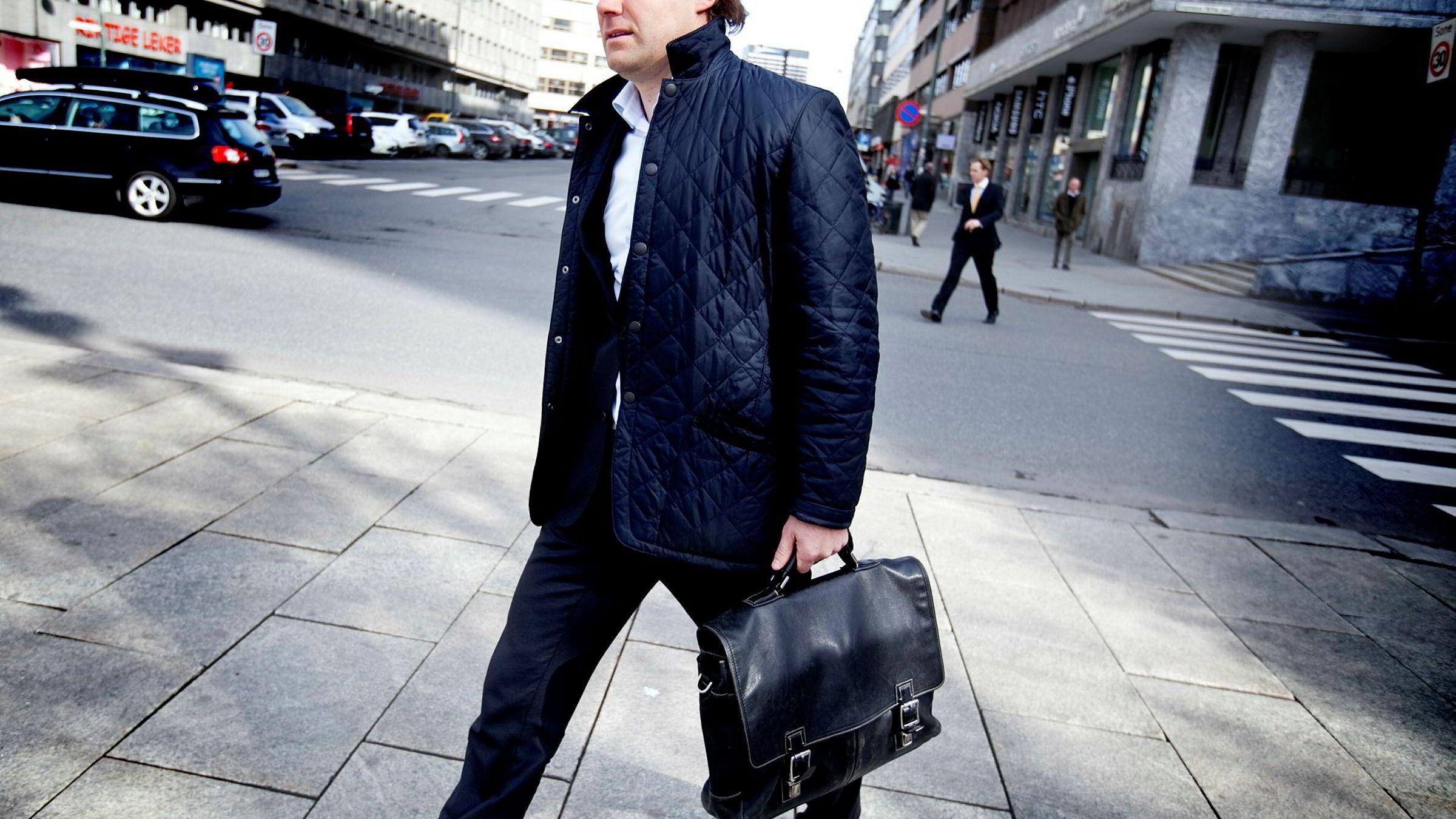 TGS-Nopec-sjef Kristian Johansen