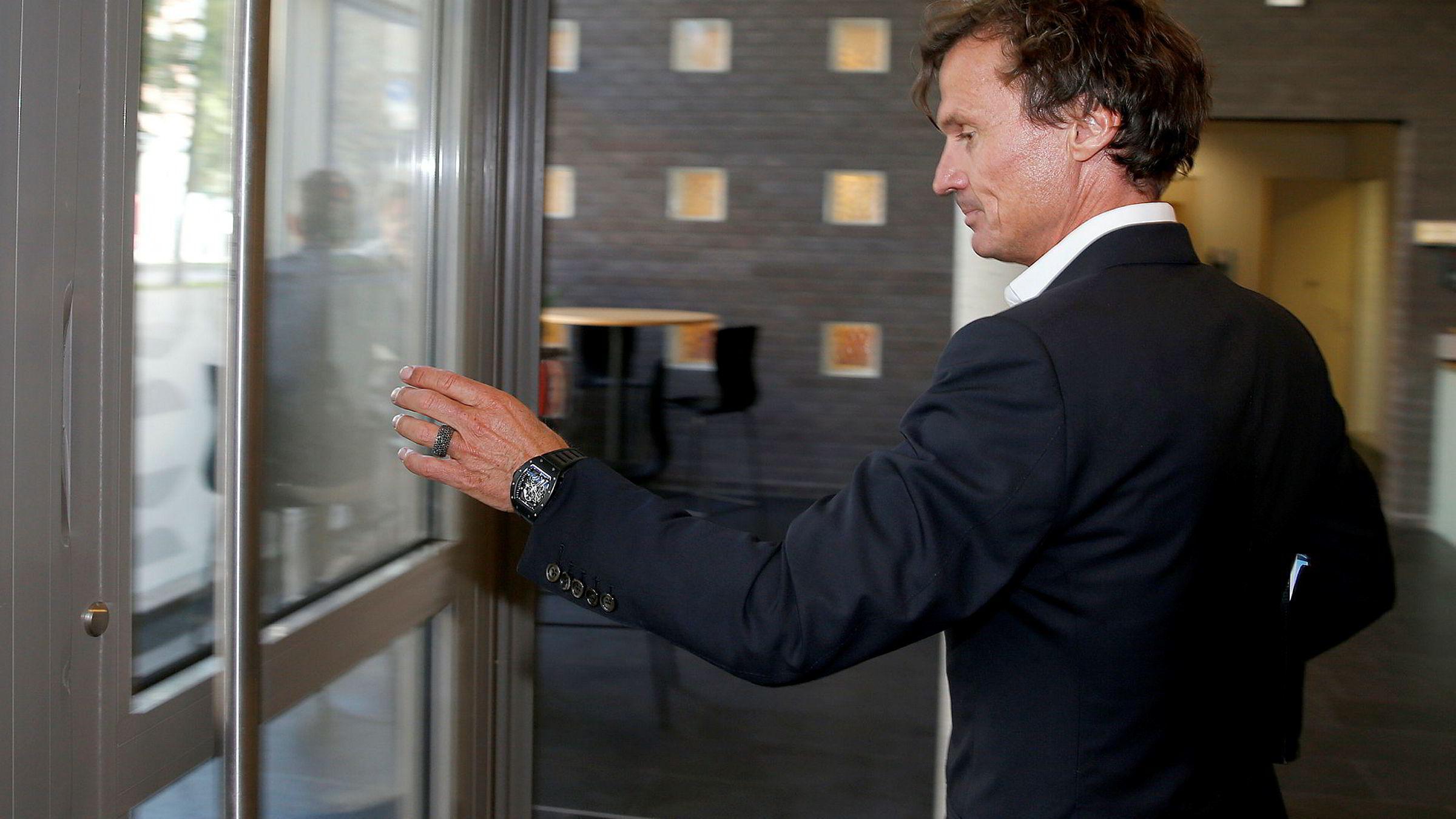 Petter Stordalens Choice Hotels er blant virksomhetene som er rammet av det internasjonale dataangrepet.