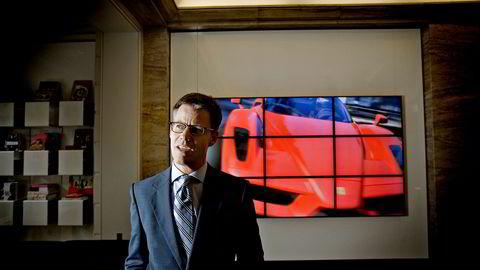 Konsernsjef Steffen Kragh mener det danske TV 2 vil passe godt inn i Egmonts forretning.