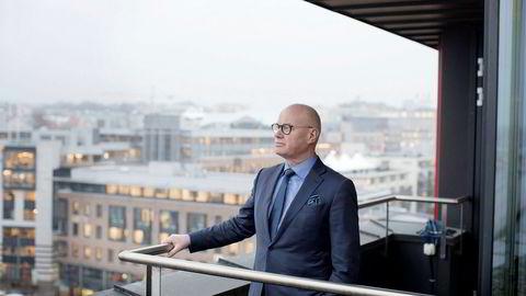 De rundt 30 ansatte i Pangea Property Partners deler i 2016 rundt 48 millioner kroner i bonusutbetalinger, forteller administrerende direktør Bård Bjølgerud.
