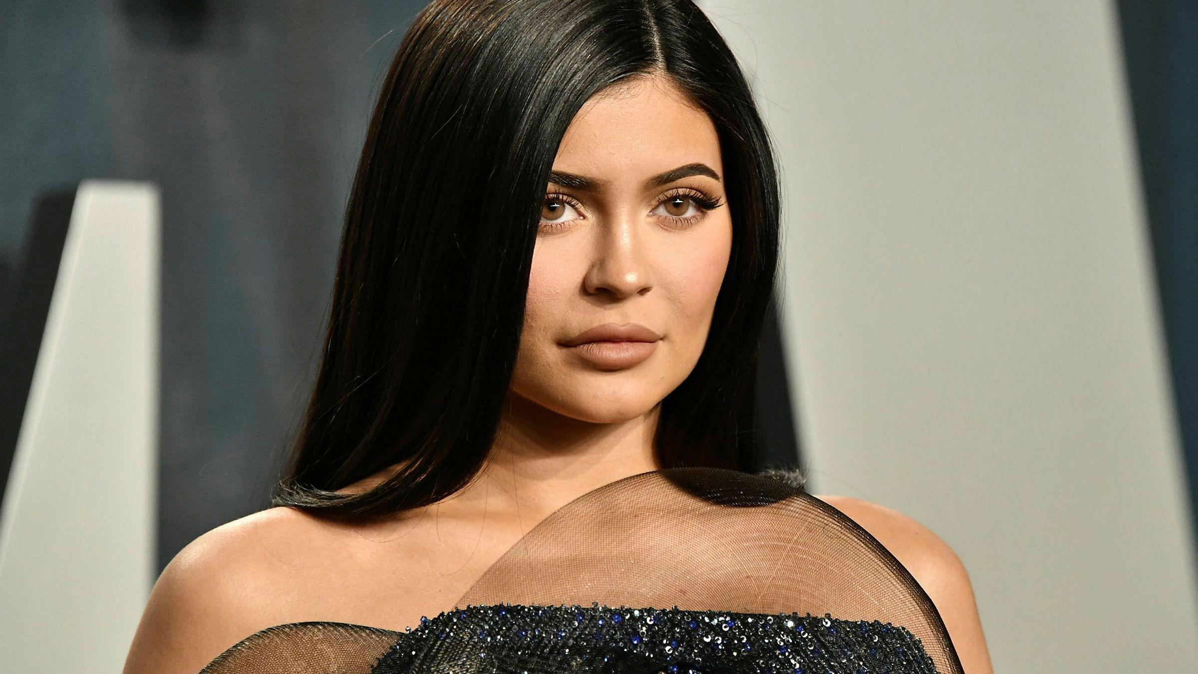 Kylie Jenner ble kåret til verdens yngste dollarmilliardær for andre gang tidligere i år.