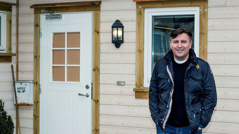 Mirko Rados gikk fra å være asylsøker til bli mottakseier. Han tjente 2,7 millioner kroner og syvdoblet samtidig formuen sin i fjor.