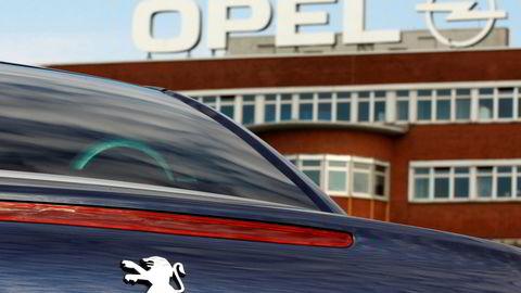 Peugeot og PSA Gruppen vurderer å kjøpe Opel fra GM.