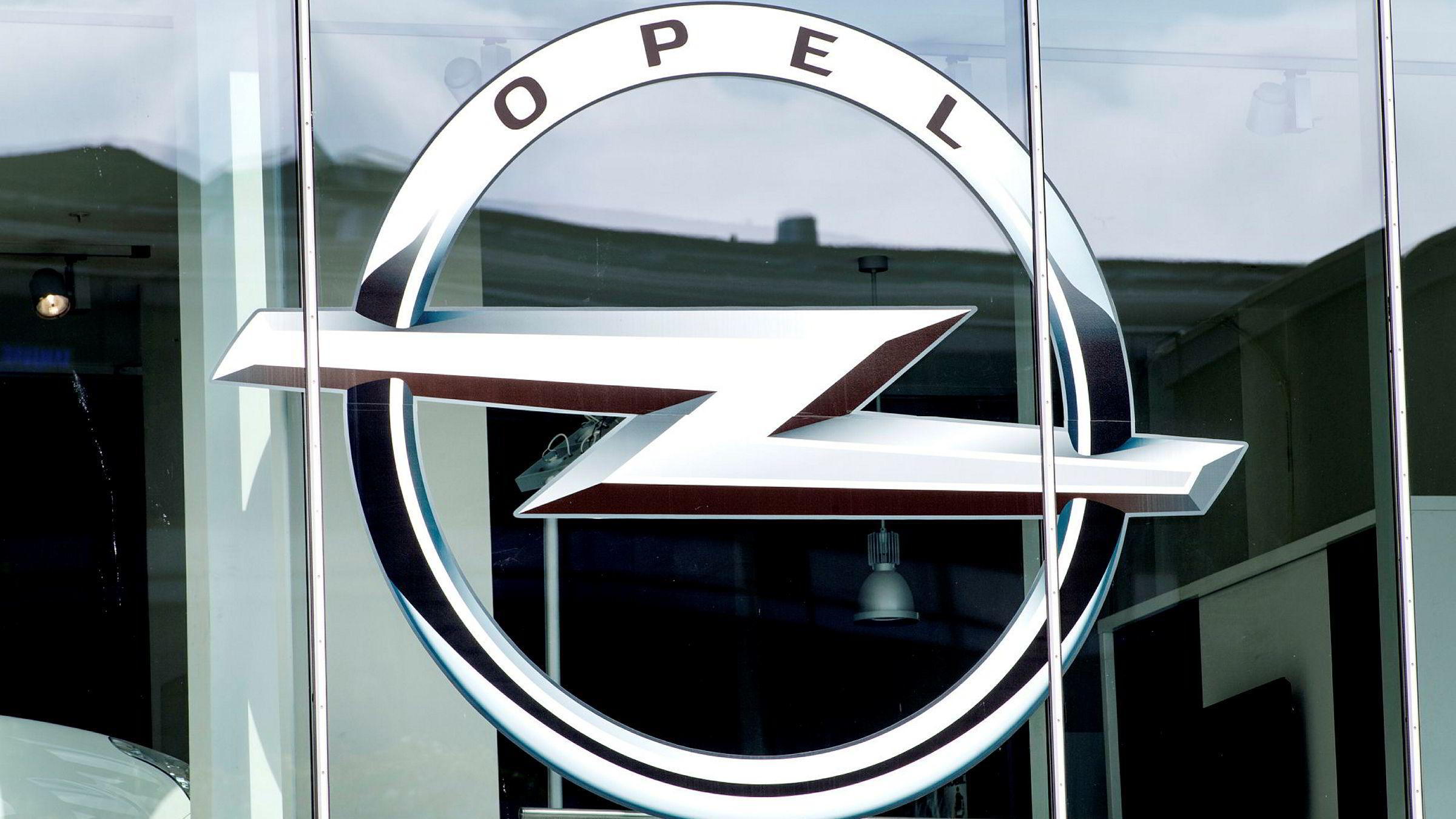 Opel blir fransk.