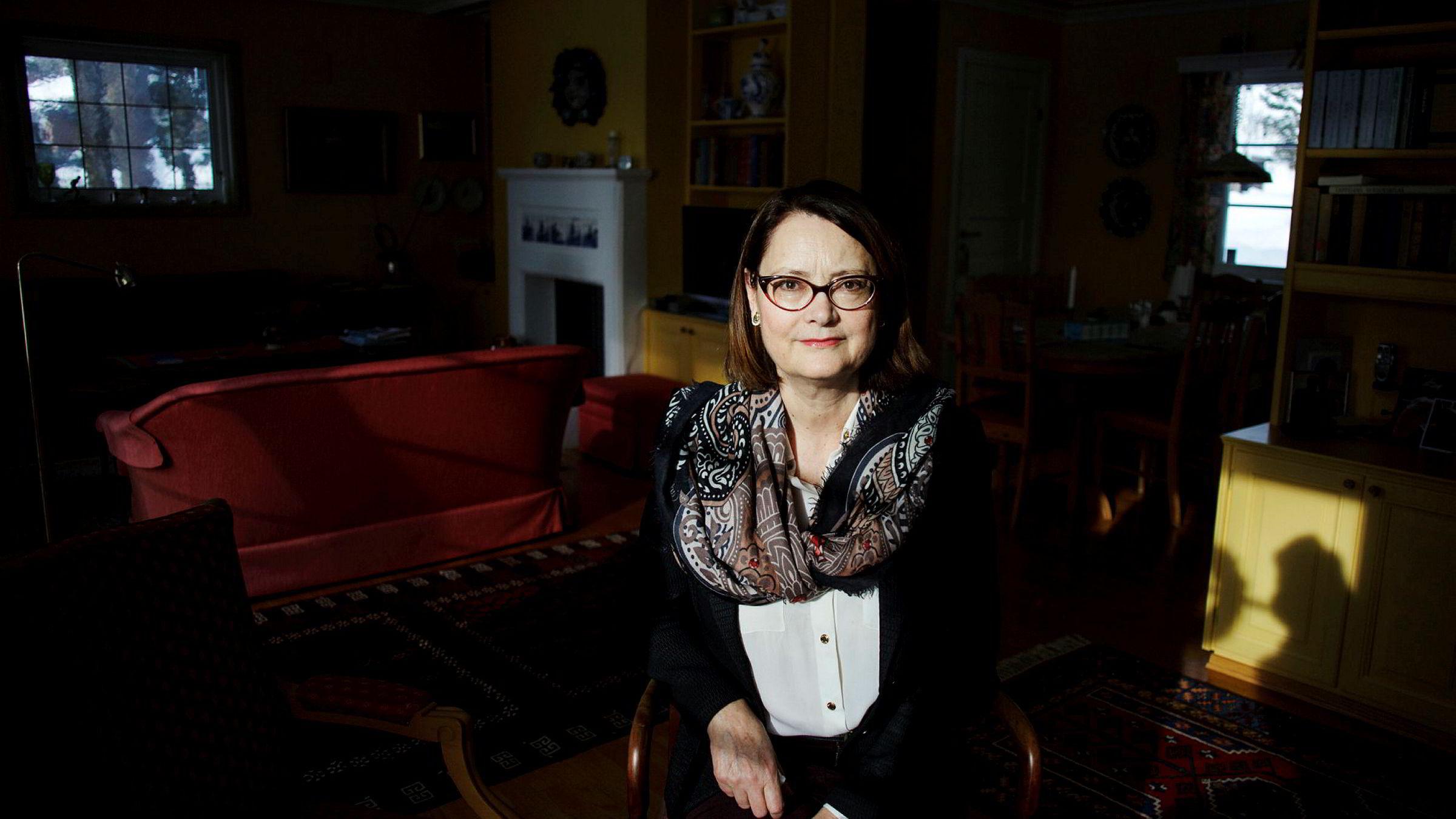 – Likebehandling er helt grunnleggende i EØS-retten, sier Esa-president Bente Angell-Hansen.