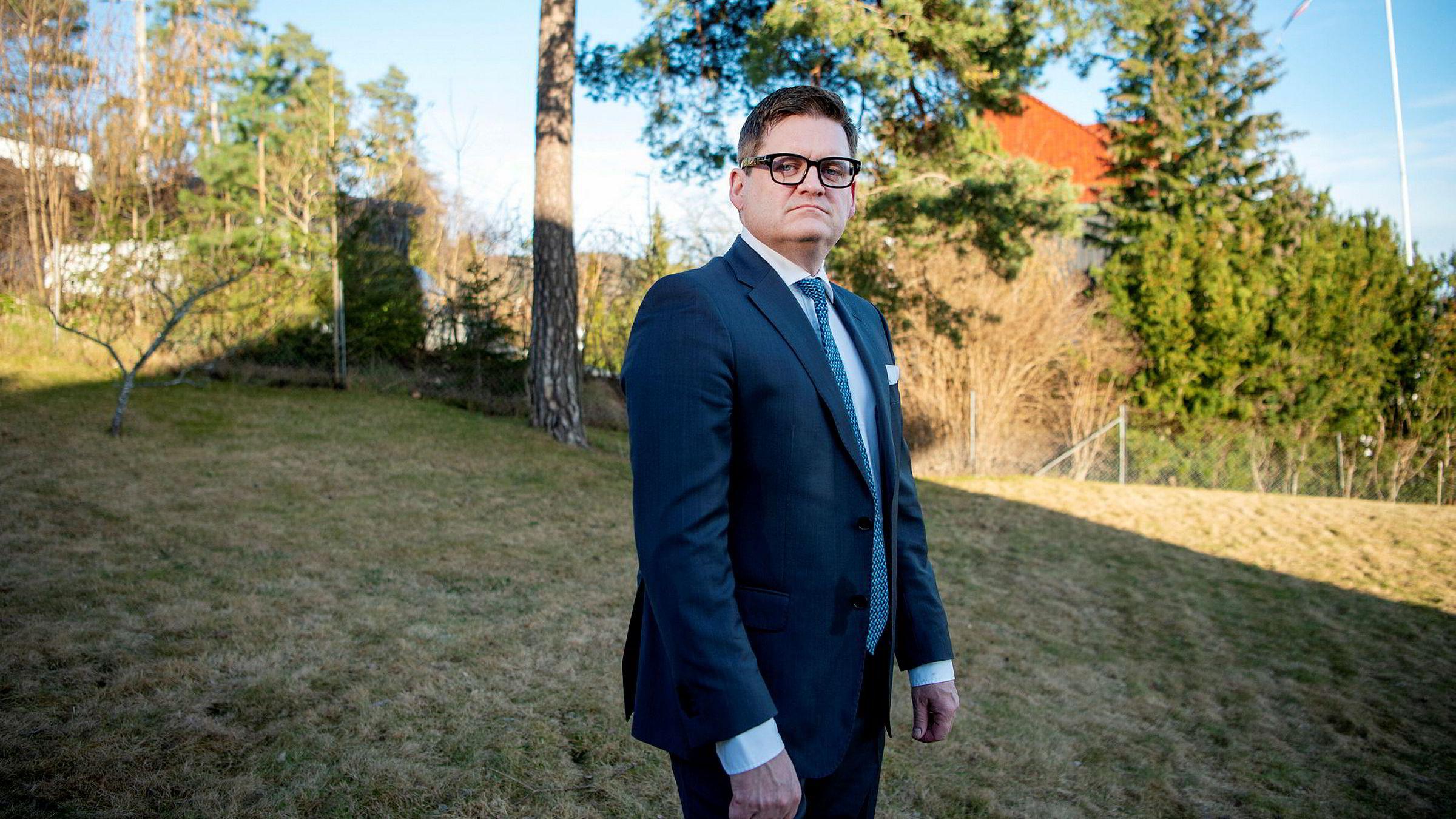 – Styret har etter en samlet vurdering foreslått overfor eierne å si opp avtalen med rådgiver. Eierne har en slik objektiv oppsigelsesadgang etter avtaleverket, sier styreleder Peter Hammerich i fondet Viking Venture lll.