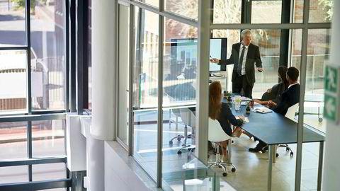 Intern kommunikasjon – at vi forstår hverandre og snakker greit sammen i virksomheten – er et lederansvar.
