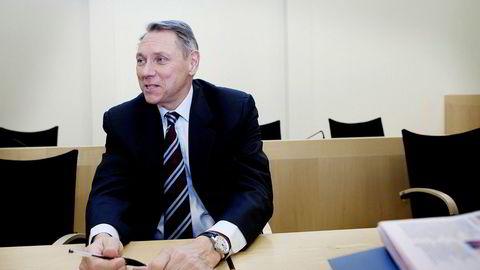 Haakon Korsgaard krever millionerstatning av banken. Bildet er fra 2012.