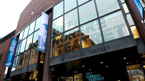 Det Norske Teatret.