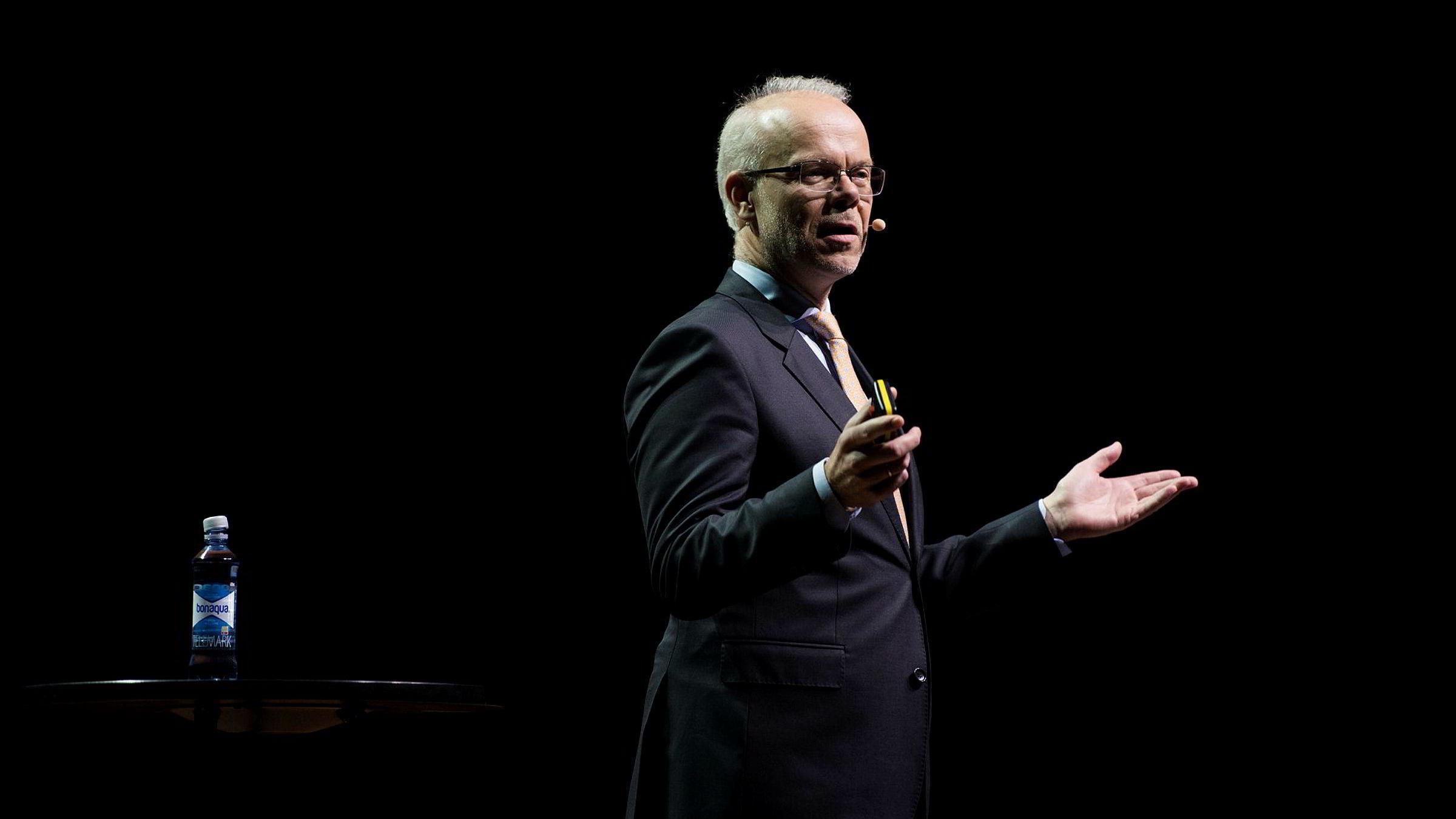 Googles norgessjef Jan Grønbech spår en lysere fremtid for norsk journalistikk. – Det er overgangen fra gammel til ny som fremstår som vanskelig nå, skriver Grønbech.