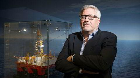 Seadrill-sjef Per Wullf står midt oppi en betydelig restrukturering av selskapet. Etter å ha blitt skjøvet på, skal den være klar i april neste år.