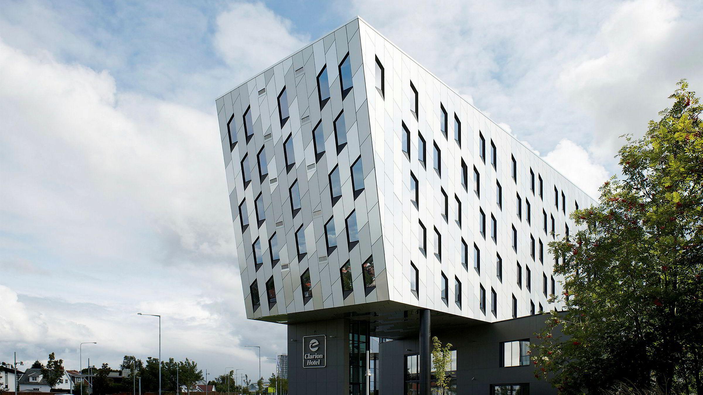 Clarion Hotel Energy er blant hotellene som åpnet i Stavanger samtidig som oljeprisen gikk til bunns.