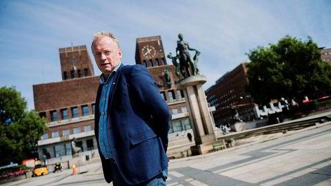 Minoritetsaksjonærene i Hafslund mener byrådsleder Raymond Johansen og Oslo kommune undervurderer verdiene i selskapet og vil ta saken til retten.