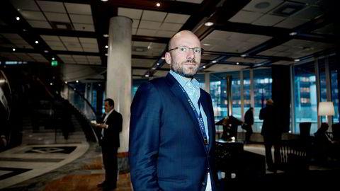 Administrerende direktør Øyvind Schanke i Skagenfondene må se selskapet på bunnen av listen over hvilke selskaper kundene er mest tilfreds med.