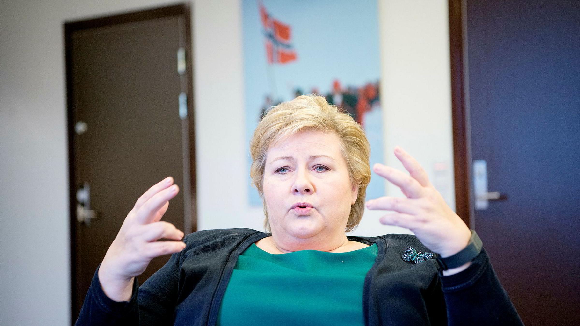 Hilsen hjem. Vei- og jernbaneutbygging for 20 milliarder kroner i statsminister Erna Solbergs Hordaland rykker nærmere
