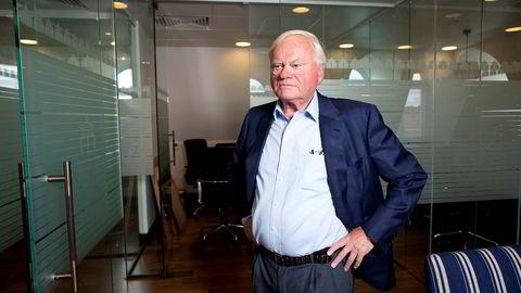 John Fredriksen er storeier i Seadrill gjennom Hemen Holding.