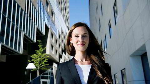 Jeanette Strøm Fjære, makroøkonom i DNB Markets, forteller at rapporten fra Norges Banks regionale nettverk var sterkere enn ventet.