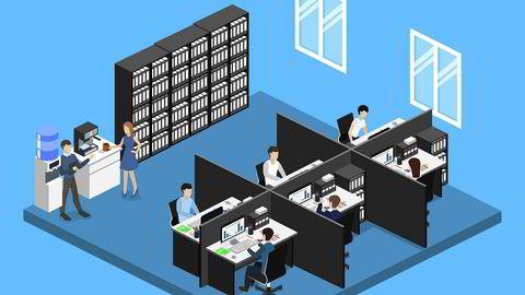 «Tilbake til normalen» er et steg bakover. Den gamle normalen er ensbetydende med siloer, byråkrati og dårlige kundeopplevelser, skriver Anette Mellbye.