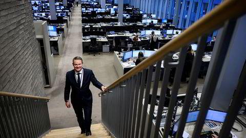 Thomas Breivik er fersk aksjesjef i DNB Markets, som troner på analysetoppen av alt fra olje- og oljerelaterte bransjer, bank og forsikring, it og sjømat i Prosperas ferske kundeundersøkelse.