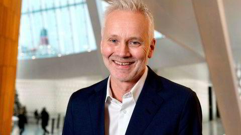 Geir Bergkastet tar over som administrerende direktør i Den Norske Opera & Ballett fra 1. august 2017. Foto: Erik Berg, Den Norske Opera & Ballett