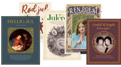 De litterære juleheftene blir stadig flere i kampen om oppmerksomheten i julen. DNs anmelder foretrekker to av disse.