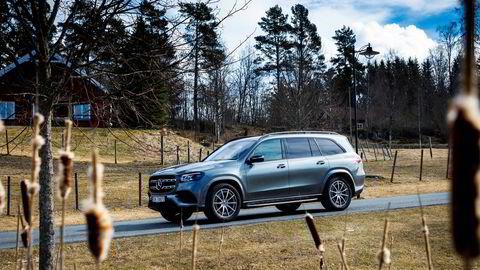 Mercedes-Benz GLS er her i tredje generasjon, mer luksuriøs enn noensinne.