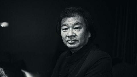 Prisbelønnet. Den japanske arkitekten Shigeru Ban mottok Pritzkerprisen i 2014 for sitt arbeid med arkitektur og mennesker i krise.