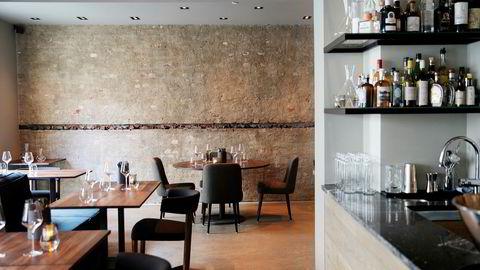 Rustikk intimitet. Med en liten restaurant kan Bjørn Svensson lage gourmethusmansskost basert på små kvanta originale råvarer.
