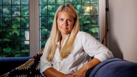 Hannah Gitmark mener at bolig bør skattes mer.