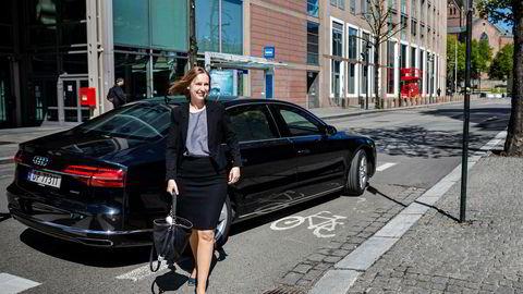 En økonomisk krise kan være en god anledning til å la nye, unge virksomheter overta for eldre virksomheter som ikke lenger er levedyktige. Dette er ikke en sånn krise, skriver næringsminister Iselin Nybø.