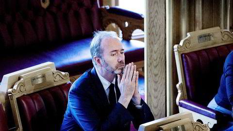 Valgkomiteen vraket Giske fredag. Nå varsler han at han av hensyn til seg selv og familien ikke vil ta gjenvalg til Stortinget i 2021.