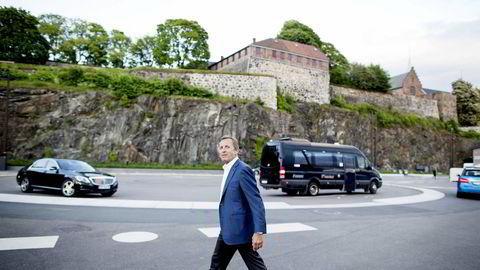 Investor og skipsreder Arne Blystad kan smile over et år med verdiøkning på sine aksjeposter og et positivt overskudd på 38 millioner kroner.