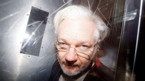 WikiLeaks' grunnlegger Julian Assange