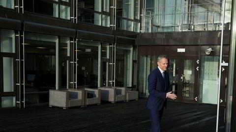 Sjefstrateg Christian Lie i Danske Bank er bekymret med tanke på månedene som kommer.
