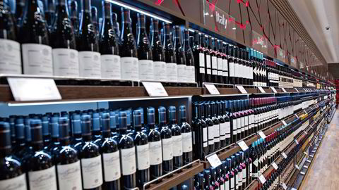 Nordmenns alkoholkjøp har økt kraftig under korona.