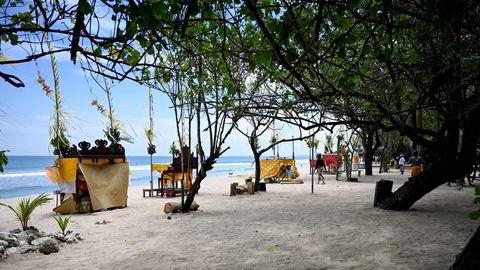 Bali i Indonesia har ligget nesten øde under koronapandemien. Landets president ønsker reiselivskorridorer for Sørøst-Asia fra begynnelsen av 2021.