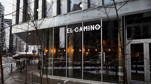 Restauranten El Camino ble videreført ved at aksjonærene kjøpte virksomheten fra konkursboet, skriver artikkelforfatterne.