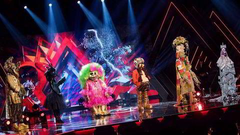 NRK-programmet «Maskorama» tok Norge med storm – og finalen, ble årets mest sette på tv.