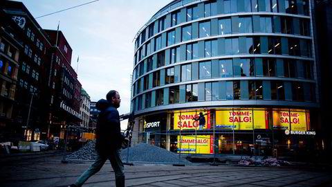 Hele sportsbransjen var preget av lagertømming i 2020. For Gresvig endte det med konkurs i februar.
