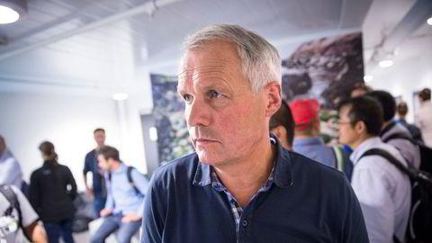 Gustav Witzøe er grunnlegger, konsernsjef og hovedeier i Salmar