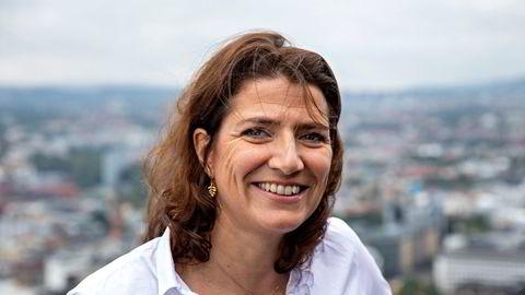 Administrerende direktør Sonja Horn i Entra,