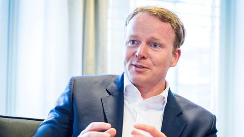 Lars-Daniel Westby i Sparebank1 Markets.