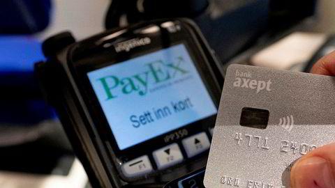 Danske Bank fikk fullt medhold i Finansklagenemnden, siden kortet som ble brukt av kunden ikke var et kredittkort, men et debetkort. Illustrasjonsfoto