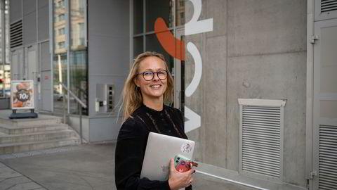 Vi tror operatørene tjener gode penger på at kundene ikke bruker opp datapakkene sine, skriver Elisabeth Haug, sjef for Vipps mobil.