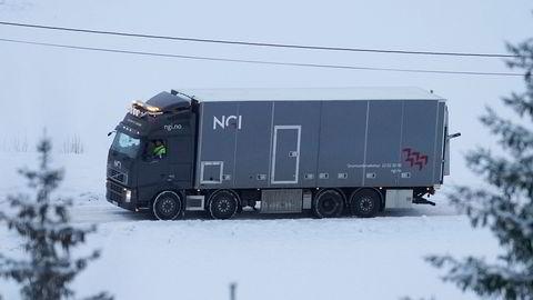 NGI er på plass for å undersøke raset i Gjerdrum.