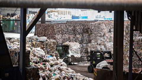 Det overrasket oss at banken vår scorer dårlig på avfall. Men det kommer av at Norge scorer dårlig på årlig avfallsmengde per innbygger, skriver Karoline Bakka Hjertø i innlegget.