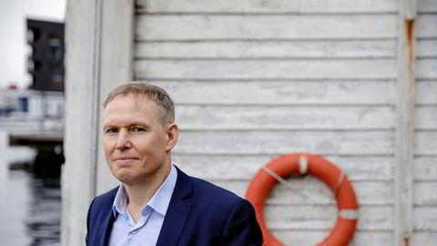 Ivan Vindheim er konsernsjef i Mowi. Nå blir de igjen medlem av bransjeforeningen Sjømat Norge.