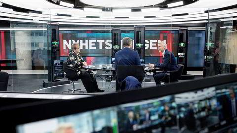 TV 2s lokaler i Media City i Bergen. Her skal majoriteten av kanalens redaksjonelt ansatte oppholde seg, ifølge avtalen som gir TV 2 kompensasjon for å være en kommersiell rikskringkaster.