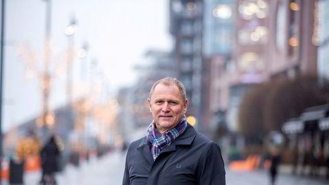 Lars Christian Bacher har jobbet i Equinor i en årrekke. Nå skal han jobbe i finans.