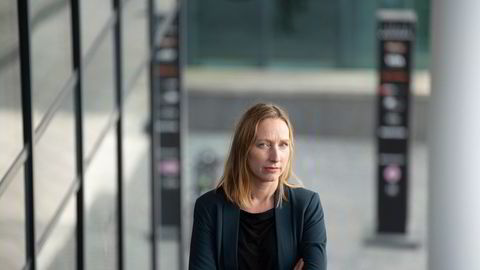 Kjersti Haugland, sjeføkonom i DNB Markets.